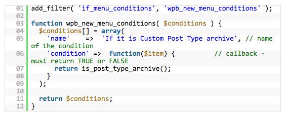 how to add to menu in wordpress